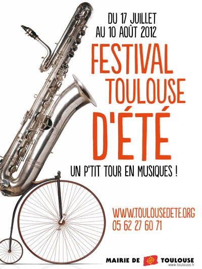 Festival Toulouse D Ete 2012