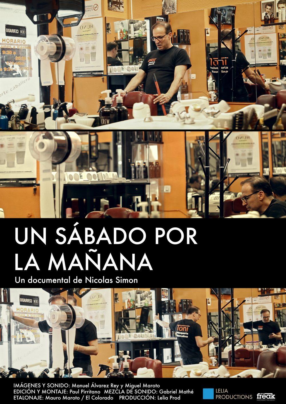 Poster Un Sabado Por La Manana