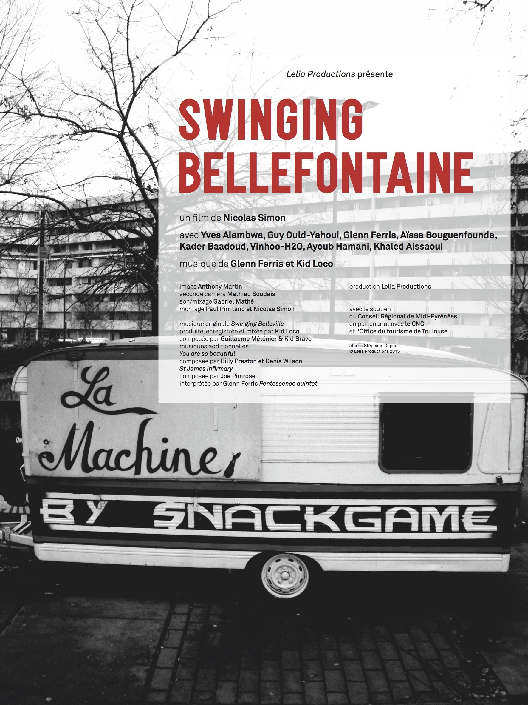 Nicolas Simon – Swinging Bellefontaine