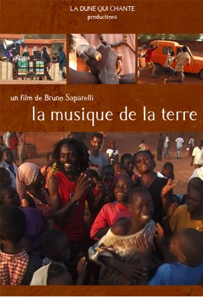 La musique de la terre - Bruno Saparelli