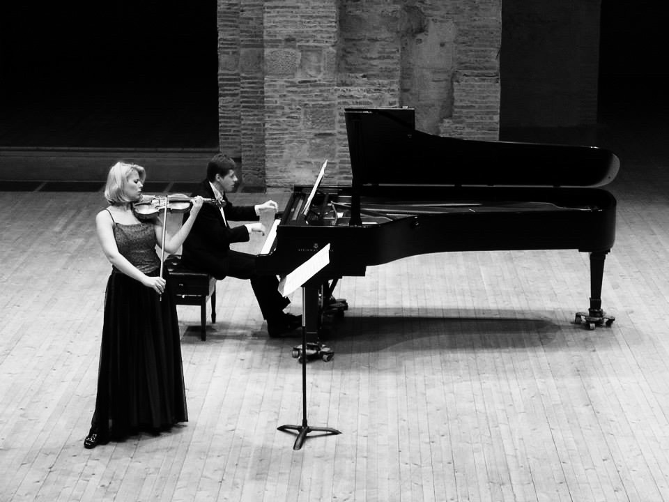 Clara Cernat & Thierry Huillet: Concerts 2015