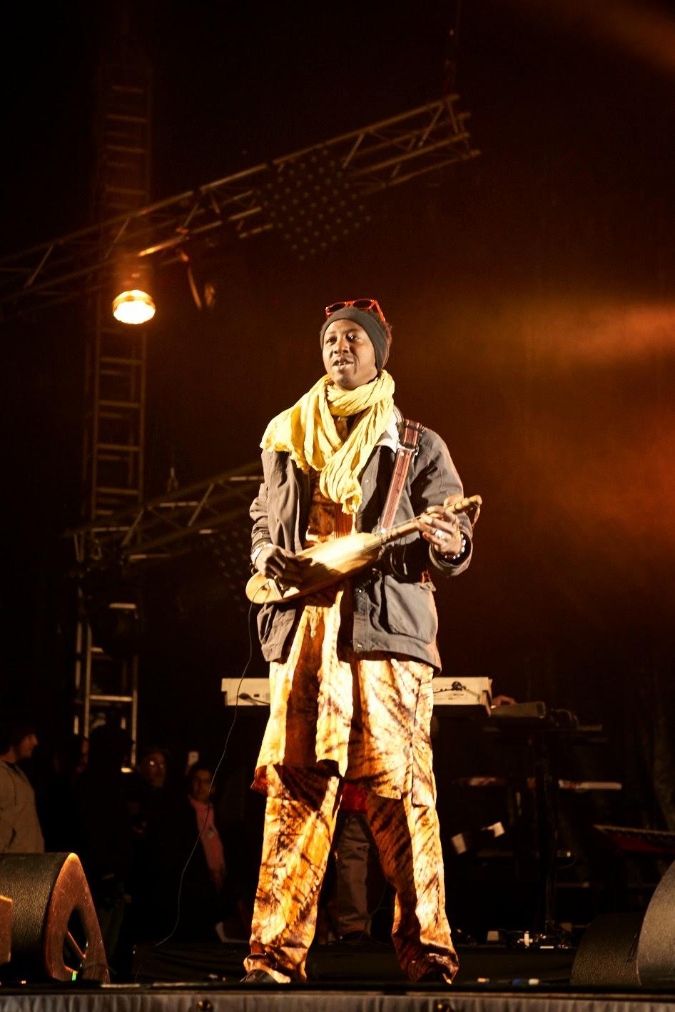 Youssouf Diabaté © Luc Valigny 2015