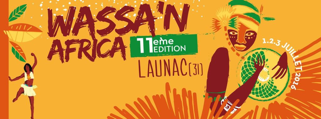 Festival Wassa'n Africa 2016