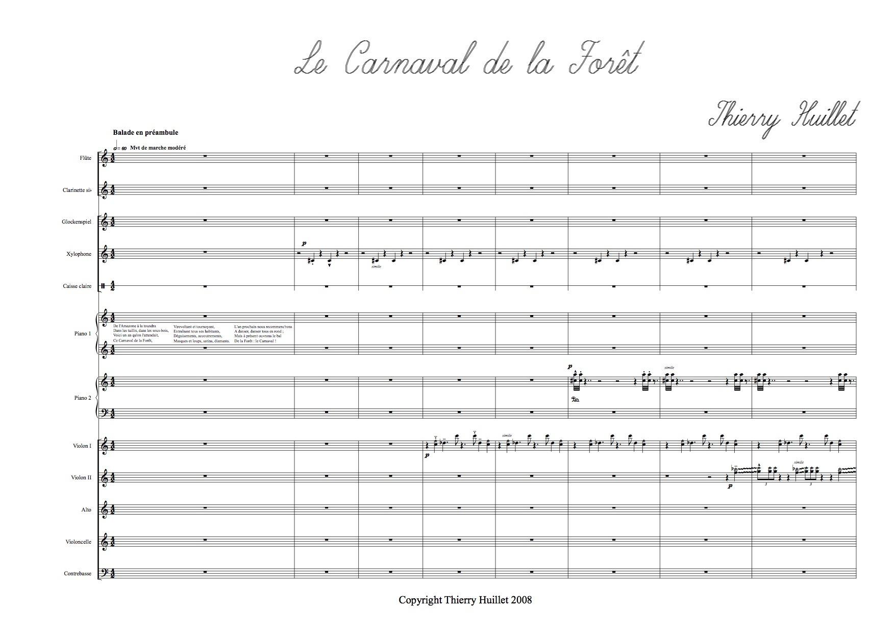 Thierryhuillet Carnavaldelaforet Scoreparts2