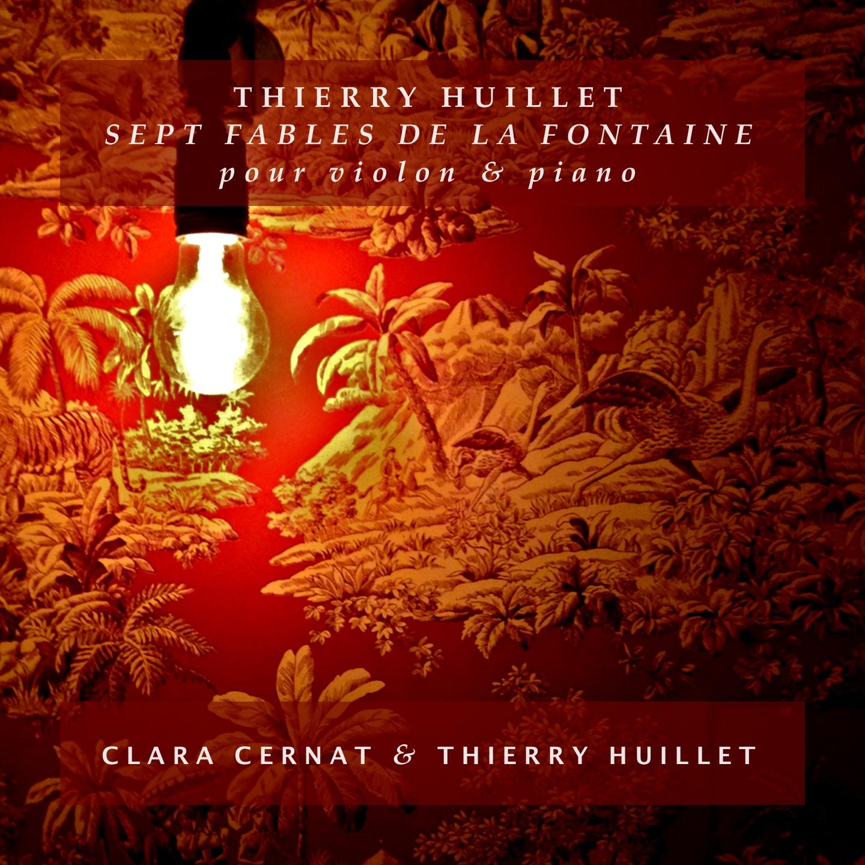 Cernat/Huillet: 7 Fables De La Fontaine