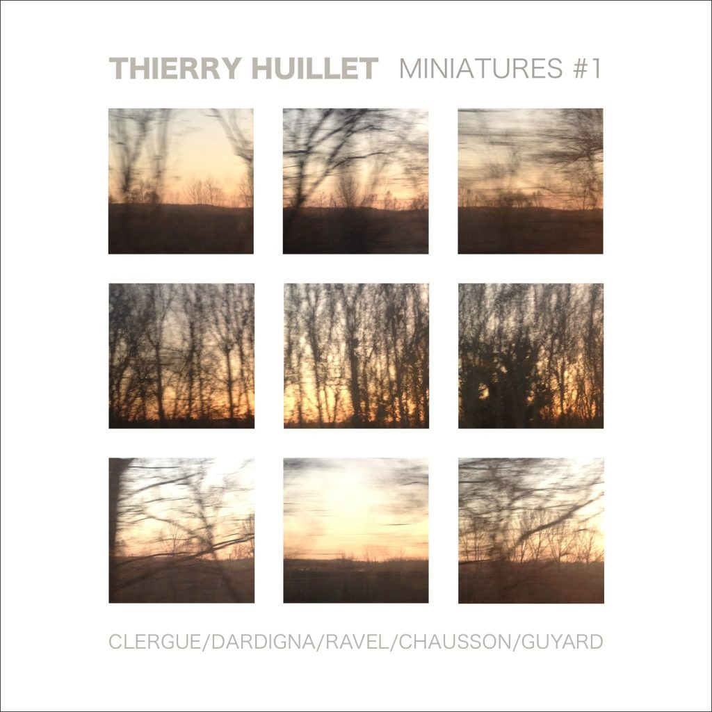 Thierry Huillet: Miniatures #1