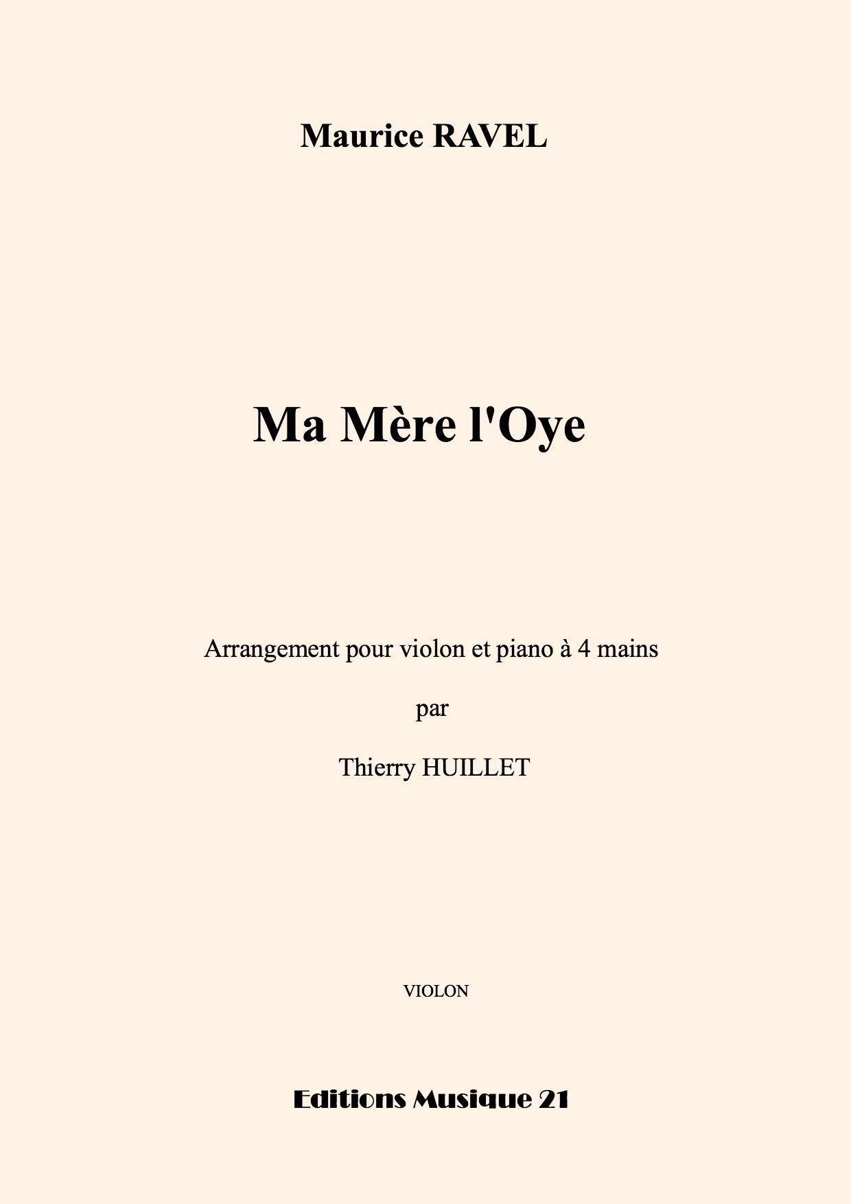Ravel: Ma Mère L'Oye