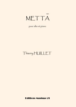 Huillet: Metta, For Viola And Piano